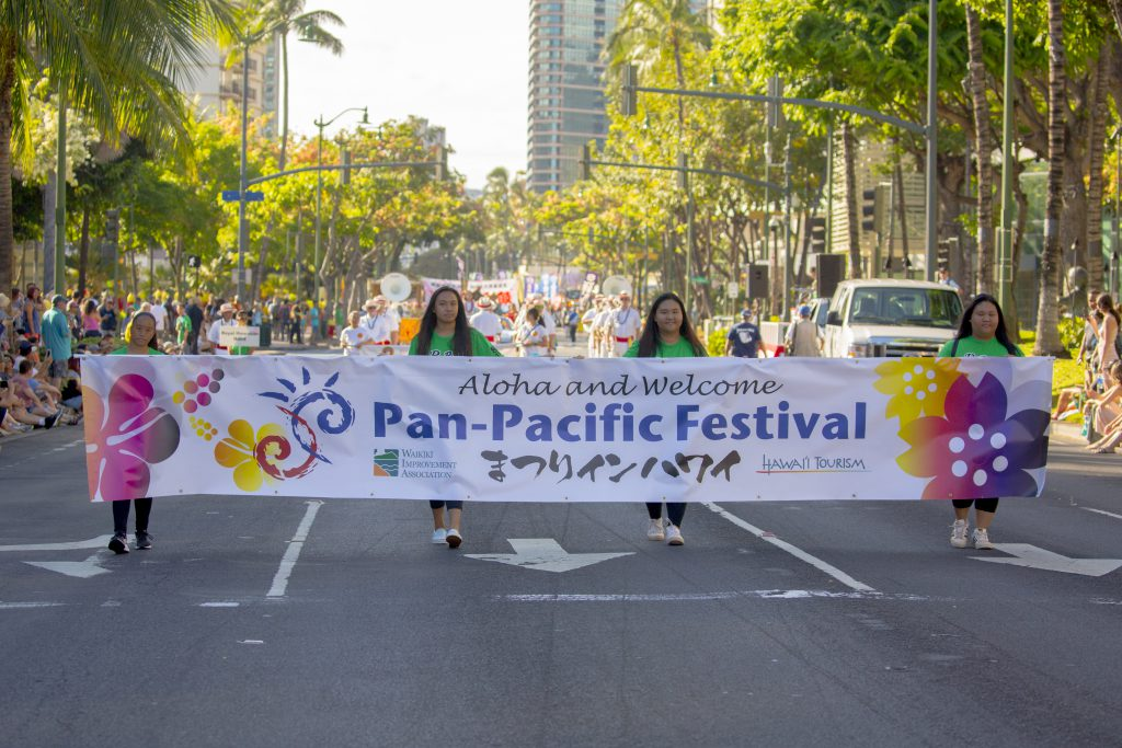 PanPacific Festival in June